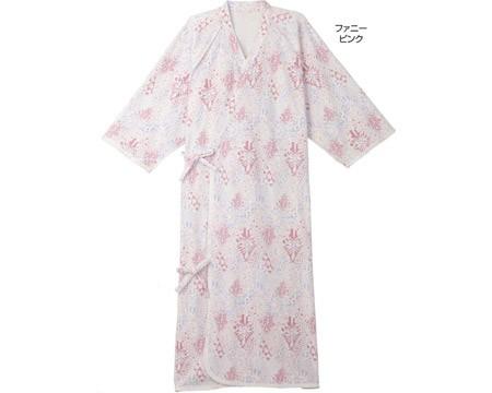 介護用パジャマ ケアねまき(メリヤスタイプ) 50...