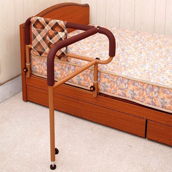 ベッド用てすり 「ささえ」 ニュータイプ 吉野...