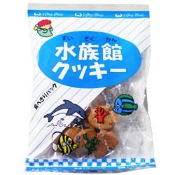 水族館クッキー 16g×4袋 380710おやつ お菓子 ク...