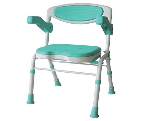 介護 椅子 シャワーチェア楽湯DX/7250 島製作所...