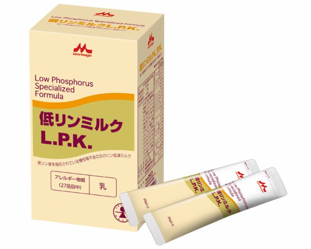 低リンミルク L.P.K./0626451 20g×15本 クリ...