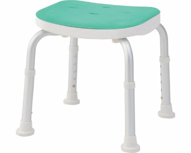 介護 椅子 コンパクトバスチェア 背なし 美和商...
