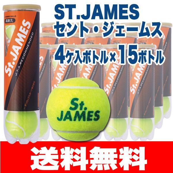 [テニスボール]ダンロップ(DUNLOP)セントジェーム...