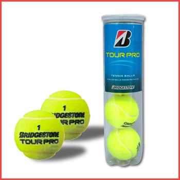 [テニスボール]ブリヂストン(BRIDGESTONE)TOUR PR...