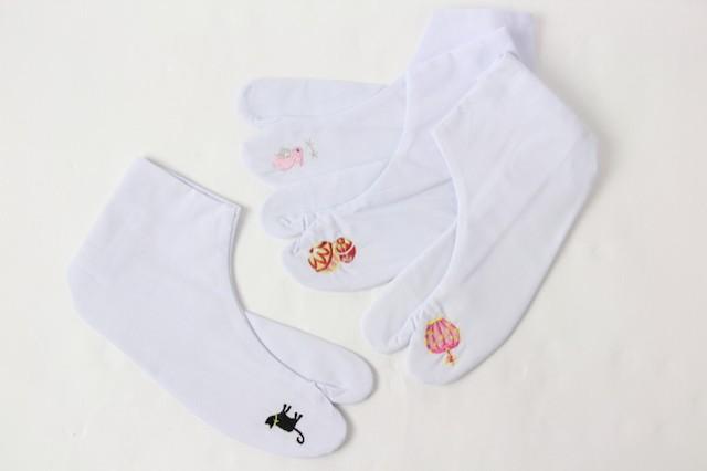 【訳あり/足袋 刺繍入り】コハゼ付き 結婚式 成人...