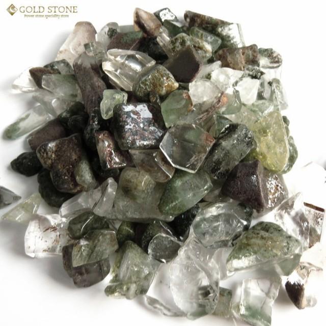 ガーデンクォーツ(庭園水晶)さざれ 100g 天然石...