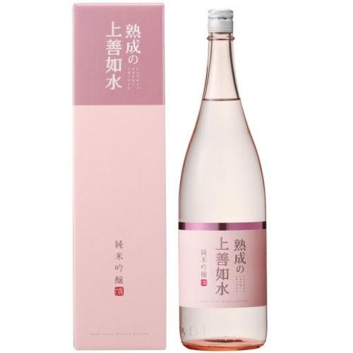白瀧 熟成の上善如水 純米吟醸 1800ml 新潟県 ...