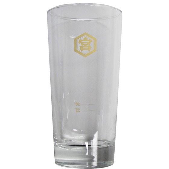 亀甲宮(キンミヤ) オリジナルグラス 420ml ...