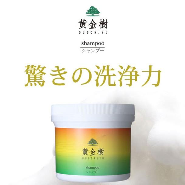 【送料無料】黄金樹 シャンプー/固形シャンプー ...