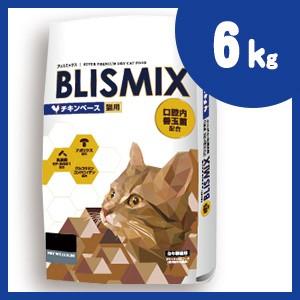 ブリスミックス 猫用 チキン 6kg キャットフード ...