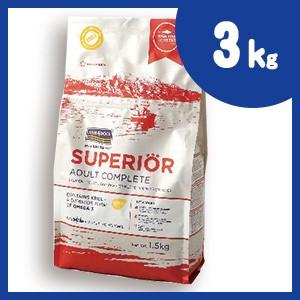 フィッシュ4 ドッグ スーペリア アダルト 3kg(1....