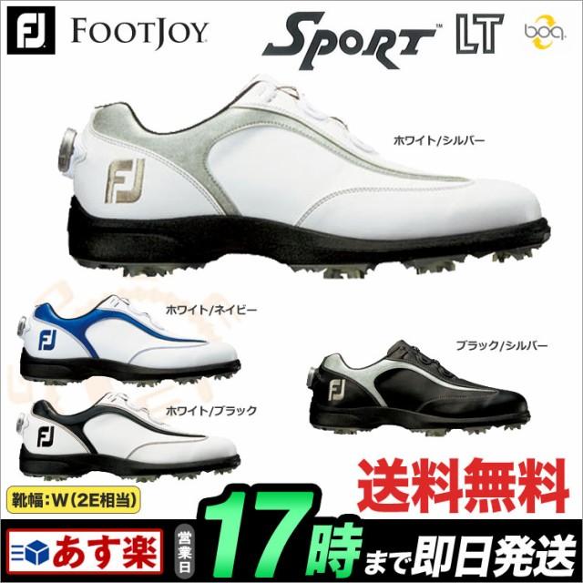 フットジョイ ゴルフシューズ FJ SPORT LT Boa ス...