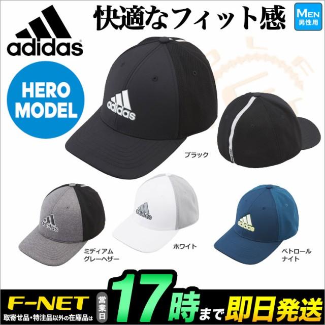 アディダス ゴルフ LNP08 CP ロゴキャップ (メン...