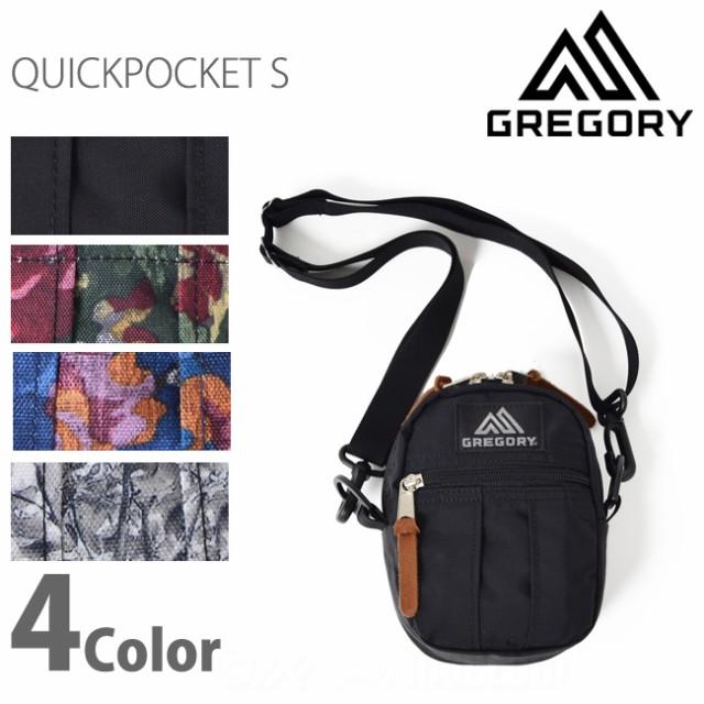 グレゴリー GREGORY クイックポケット Sサイズ  Q...
