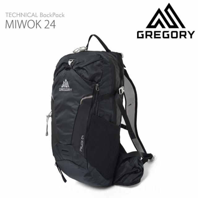 グレゴリー GREGORY ミウォック24 MIWOK 24 テク...