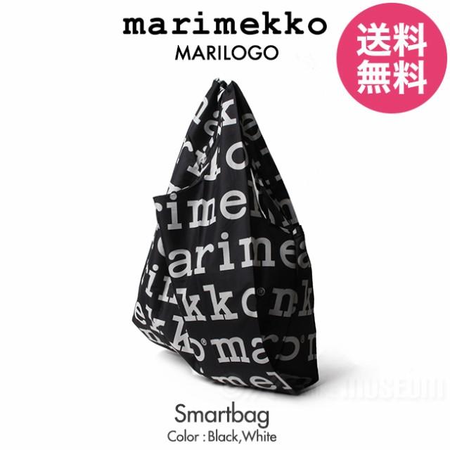 マリメッコ marimekko マリロゴ スマートバッグ ...