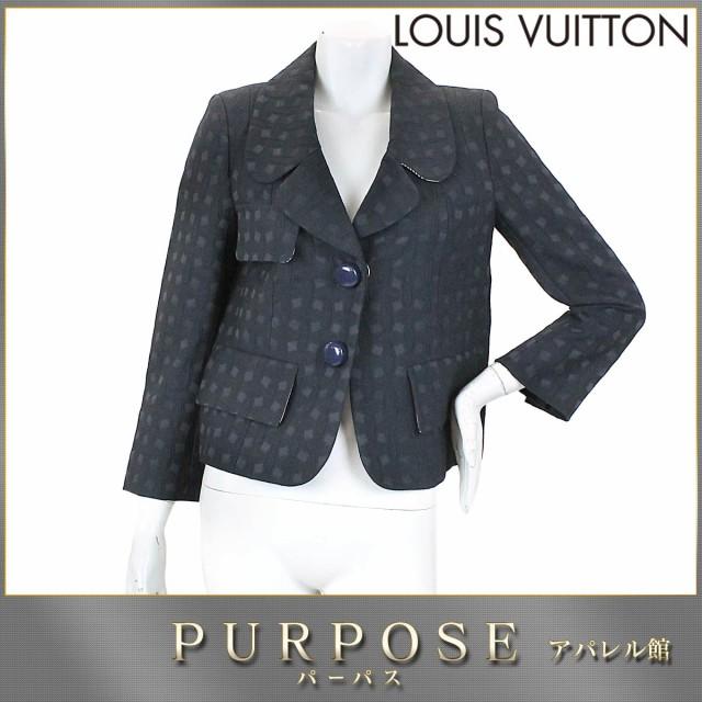 ルイヴィトン LOUIS VUITTON コットン ジャケット...