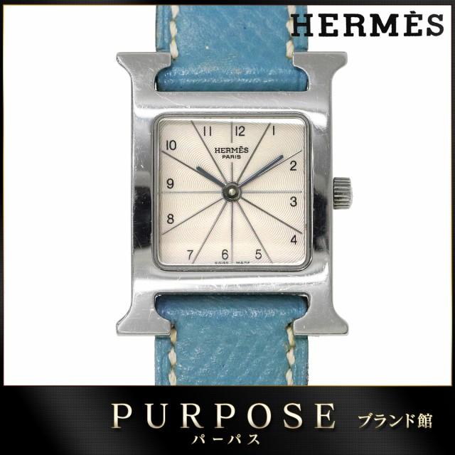 エルメス HERMES Hウォッチ HH1 210 レディース ...
