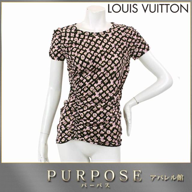 ルイ ヴィトン LOUIS VUITTON カットソー Tシャツ...