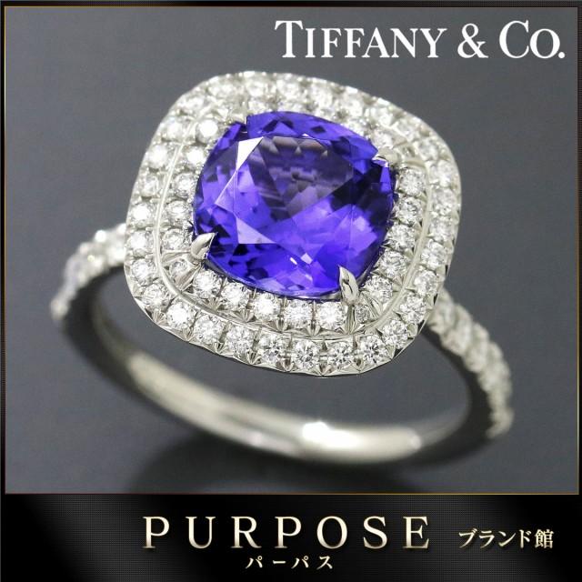 ティファニー TIFFANY&Co. ソレスト タンザナイト...