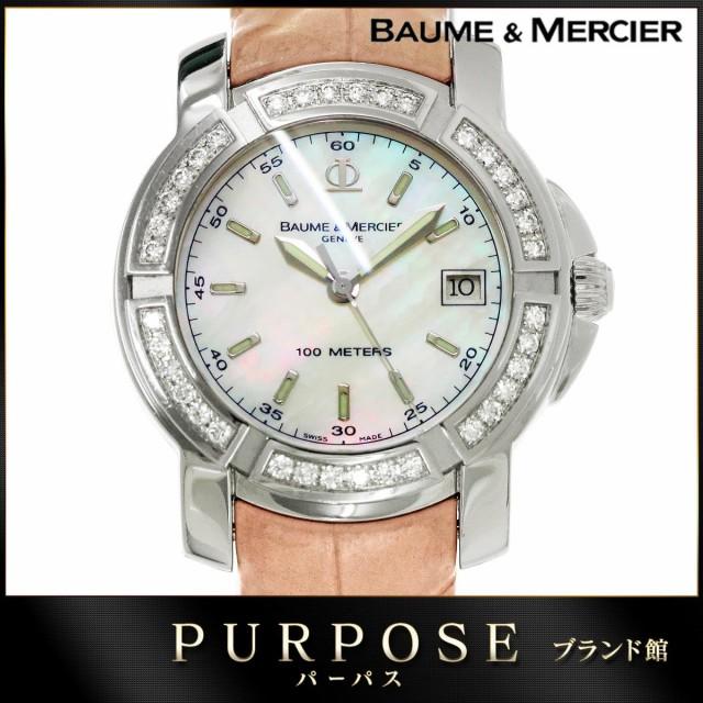 ボーム&メルシエ BAUME&MERCIER ケープランド ...