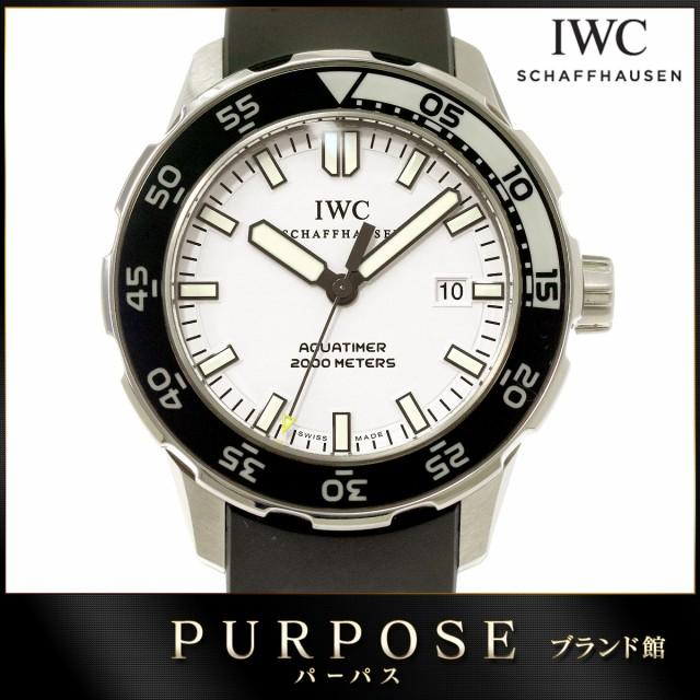 IWC アクアタイマー 2000 IW356806 メンズ 腕時計...