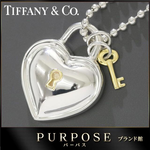 ティファニー TIFFANY&Co. ロックハート ネックレ...