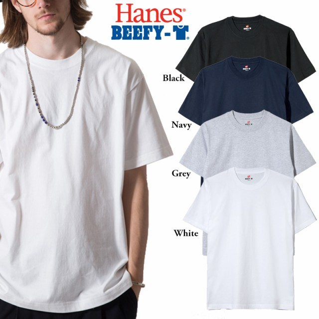 ヘインズ ビーフィーTシャツ 無地 1パックTシャツ...