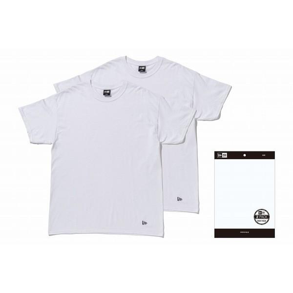 ニューエラ NEWERA 2-Pack Tee ホワイト Tシャツ