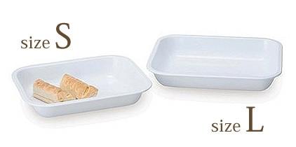 ベイクパン Sサイズ   洋食器 皿 ホーロー キッ...