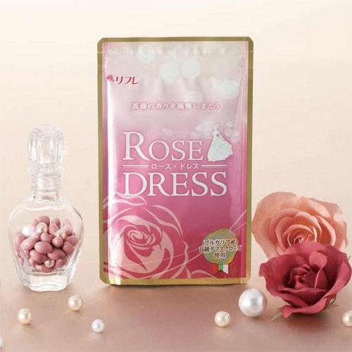 ローズドレス2袋組 薔薇の香りのサプリメント リ...
