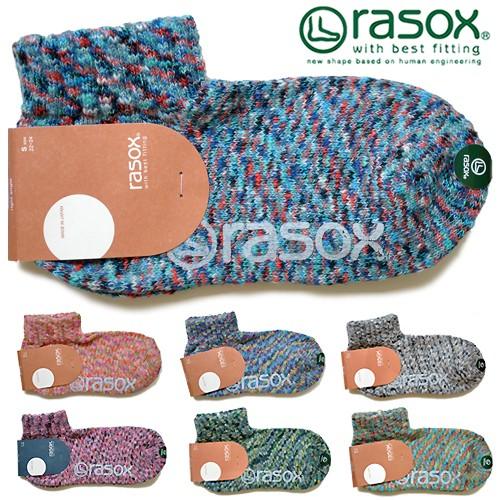 rasox(ラソックス) スプラッシュ・ロウ ソックス ...