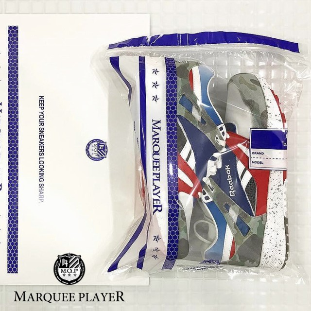 MARQUEE PLAYER Sneaker Pack Dressing Room スニ...