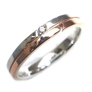 結婚指輪・マリッジリング・ペアリング(ホワイト...