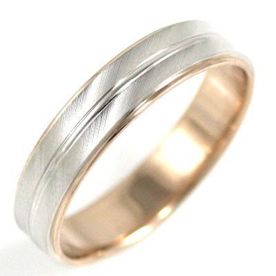 ( Brand Jewelry Oferta ) プラチナ950・K18ピン...