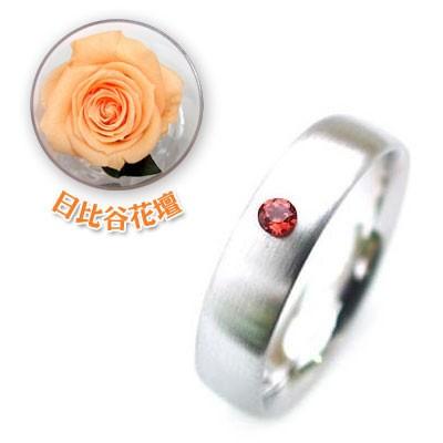 ペアリング 結婚指輪・マリッジリング・( 1月誕生...