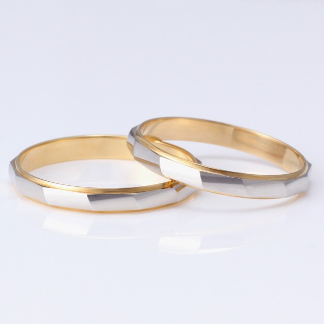 ペアリング シンプル 結婚指輪 マリッジリング ペ...