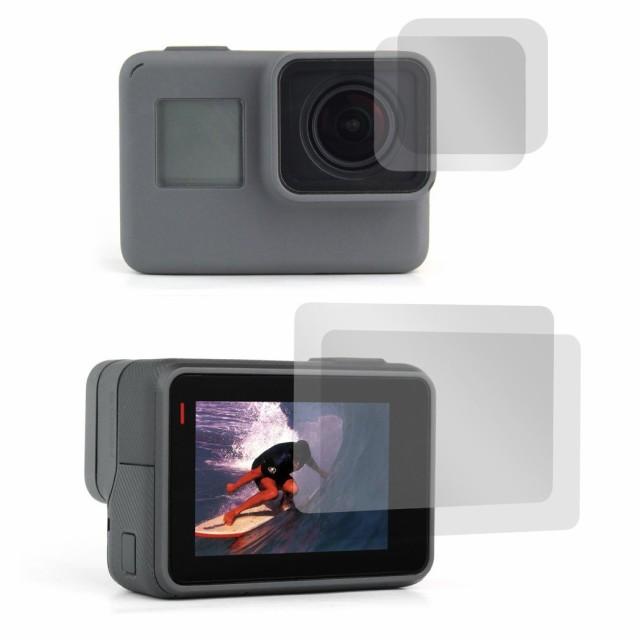 【Taisioner】GoPro HERO 5専用 9H液晶保護フィル...