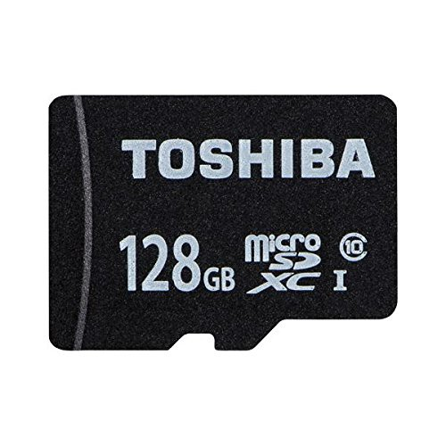 TOSHIBA microSDXCカード 128GB Class10 UHS-I対...