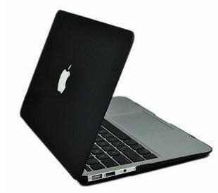 MacBook Air 13インチ用ハードケース(ブラック) ...