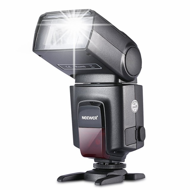 NEEWER カメラ/一眼レンズカメラ用 TT560 フラッ...