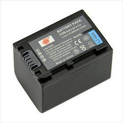 DSTE アクセサリーキット NP-FV70 互換 カメラ バ...