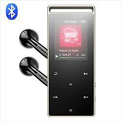 AGPTEK Bluetooth対応 デジタルオーディオプレー...