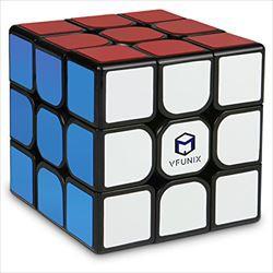 VFunix スピードキューブ 磁石内蔵の競技用 3×3 ...