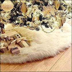 PINKING クリスマスツリースカート 立体飾り ...