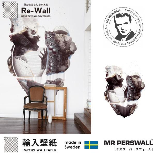 輸入壁紙 スウェーデン製 MR PERSWALL Expression...