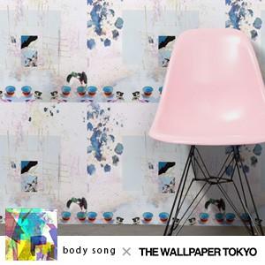 日本製 フリースデジタルプリント壁紙 THE WALLPA...