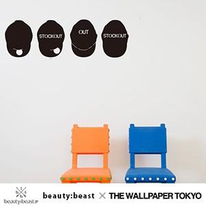 beauty:beast ウォールステッカー THE WALLPAPER ...