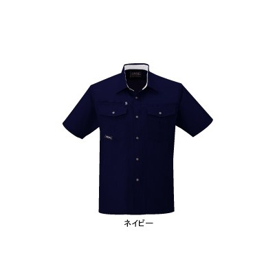 作業服・作業着 サンエス BC10667 半袖シャツ S〜...
