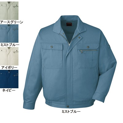 作業服・作業着 自重堂 41600 ブルゾン XL